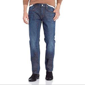 Hudson byron 5 Pocket Straight Zip Fly jeans SZ 33